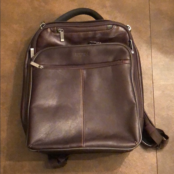 b52f6903927 Kenneth Cole Reaction Other - Kenneth Cole Reaction Columbia Leather  Backpack